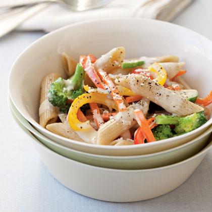 vegetable-pastaRecipe