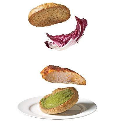 salmon-pesto-sandwich