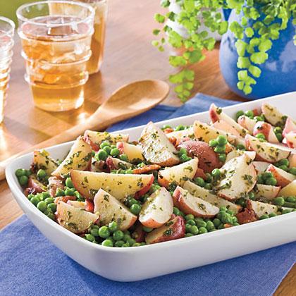 Spring Potato Toss Recipe