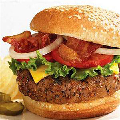 All American Burger Recipes