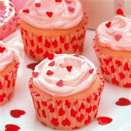 Cupid's Cupcake Recipes