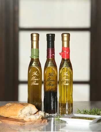 Liquid Gold: California Olive Oil