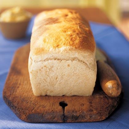 Simple White BreadRecipe