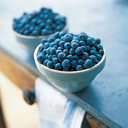 Superfood: Blueberries