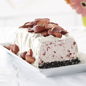 Strawberry Whipped Sensation Recipes
