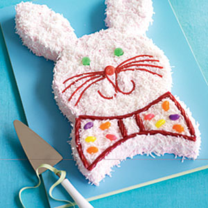 Bunny Cake RecipesRecipe