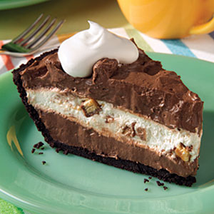 Candy Bar Pie Recipes