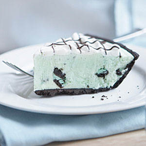 Chocolate-Mint Grasshopper Pie Recipes