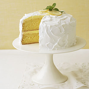 Easy Lemon Cake Recipes