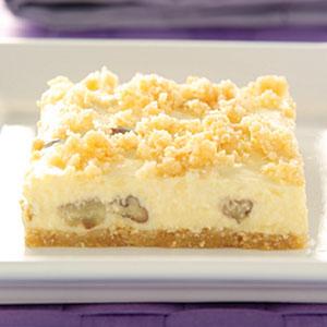Heavenly Cream Squares Recipes