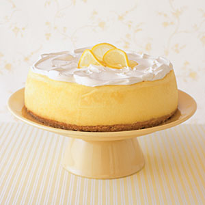 Lemon Pudding Cheesecake Recipes