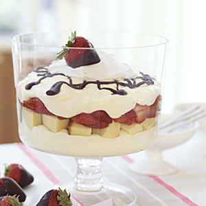 Layered Strawberry Cheesecake Bowl Recipes