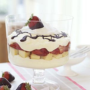 Layered Strawberry Cheesecake Bowl Recipes