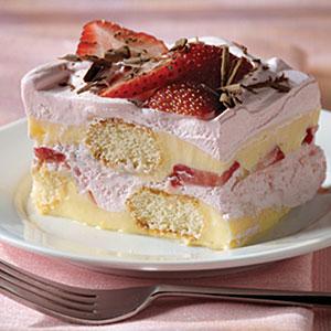 Layered Strawberry Tiramisu Recipe Myrecipes