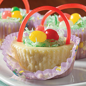 PHILADELPHIA(r) 3-STEP(r) Mini Cheesecake Baskets Recipes