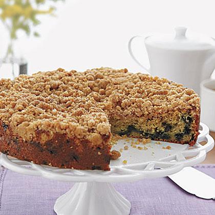 Blueberry Crumb CakeRecipe