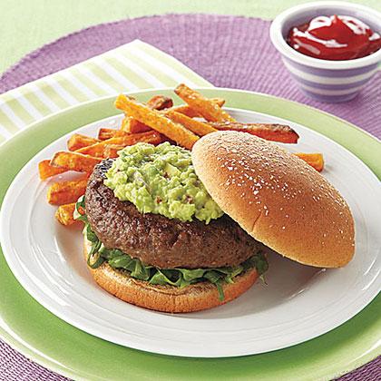 Southwestern Hamburgers
