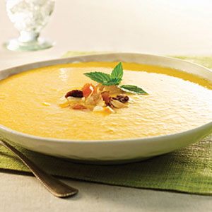 Creamy Calypso Fruit Soup Recipes