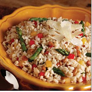 Brown Rice Italian Medley Recipes