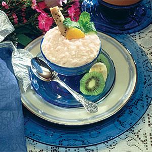 Classic Creamy Rice Pudding Recipes