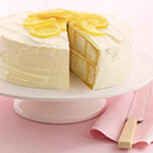 Luscious Lemon Poke Cake Recipes