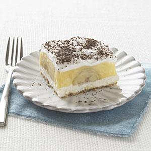 Banana Pudding Squares Recipes
