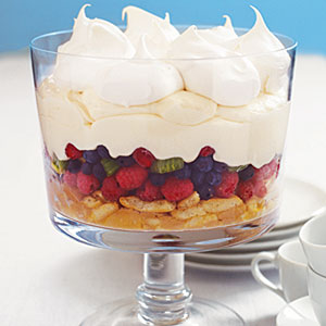 Spring Fruit Trifle Recipes