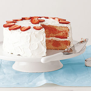 Strawberry Swirl Cake Recipes