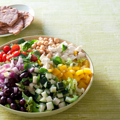mediterranean-salad Recipe