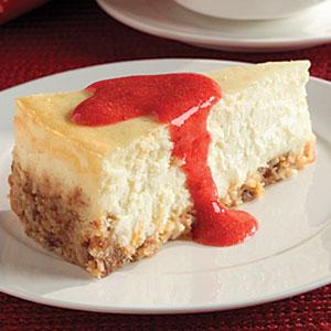 Baking Recipes Desserts Cheesecake