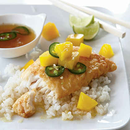 Fried Snapper with Nuoc Nam SauceRecipe