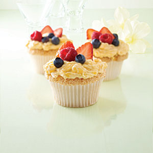 Angel Lush Cupcakes Recipes