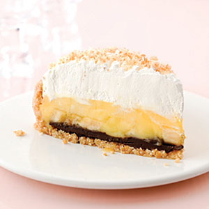 Black-Bottom Banana Cream Pie Recipes