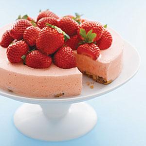 Strawberry Freeze Recipes