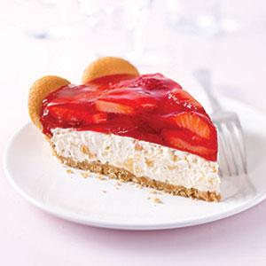 Tropical Strawberry Cream Pie Recipes