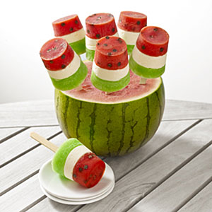 Watermelon Pop Recipes