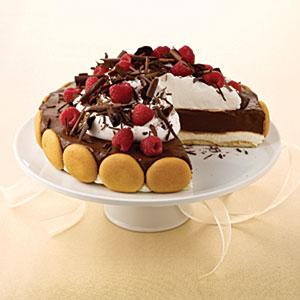 Chocolate Mousse Torte Recipes