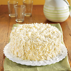 Classic ANGEL FLAKE Coconut Cake Recipes