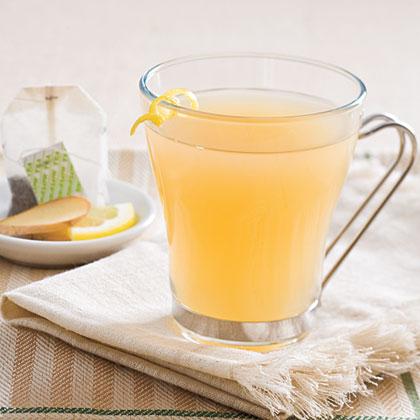 Honey-Ginger Tea