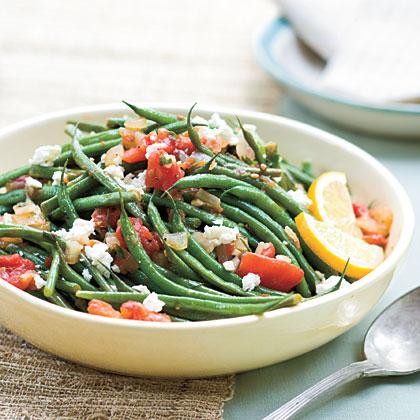 Oregano Green BeansRecipe