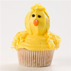 Chick Cupcakes Recipes