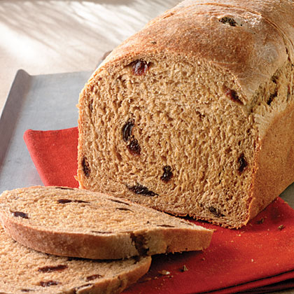 Anadama Raisin Bread