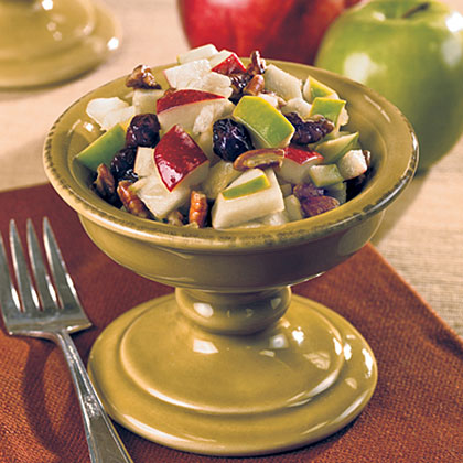 Ginger-Apple Salad