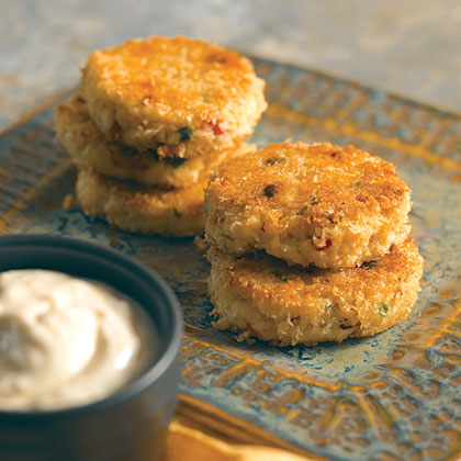 Asian-Style Crab Cakes
