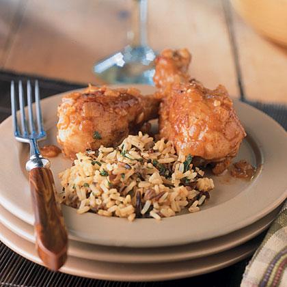 Tangy Balsamic Chicken Drumsticks Recipe