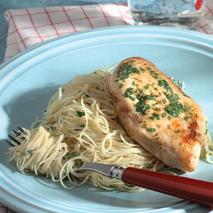 Buttery Tarragon ChickenRecipe