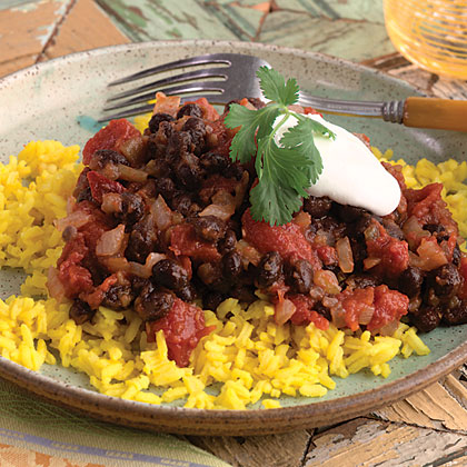 Chipotle Black Beans And Rice Recipe