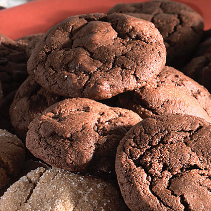 Chocolate Chocolate Chip CookiesRecipe