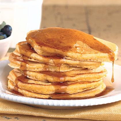 Cornmeal Pancakes