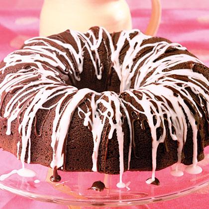 Double Chocolate Bundt CakeRecipe